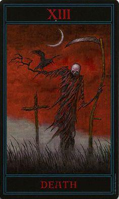The Gothic Tarot ► Death