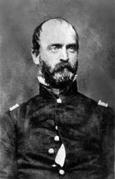 "Gen. Lewis ""Lo"" Armistead, killed at Pickett's charge at Gettysburg. American Civil War"
