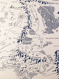 Joshua Peters is raising funds for Custom Tolkien-Style Maps from J.Peters Fine Mapping Co. Get a custom, hand-drawn Tolkien-inspired map in the style of the Lord of the Rings and the Hobbit. Fantasy Map Making, Fantasy World Map, Vintage Maps, Antique Maps, Tatouage Tolkien, Tolkien Map, Lord Of The Rings Tattoo, Map Symbols, Middle Earth Map