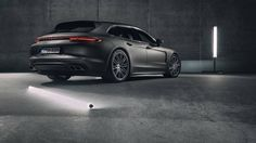 2018 Porsche Panamera Sport Turismo makes its Geneva motor show debut early
