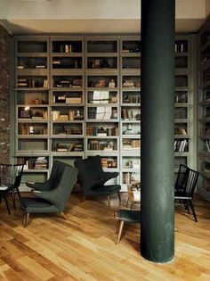 Brooklyn's Wythe Hotel by Morris Adjmi Architects