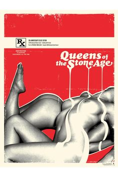 $30 JackThreads - Queens of The Stone Age Poster - Join Now: http://www.jackthreads.com/invite/tobytoby7