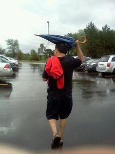Why do I need an umbrella ?