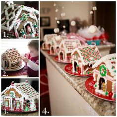 Not everyone makes a gingerbread house at Christmas time. I remember one year as a kid we made a graham cracker train at a church activit...
