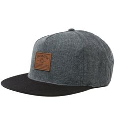 This hat in gray - one size fits all