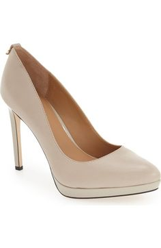 8c89f311397 Shop the latest women's nude pumps and high heels in neutral shades of  beige, pink and brown perfectly matching your skin tone.
