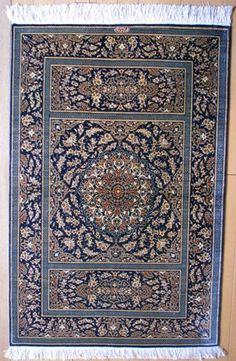 ペルシャ絨毯クム ペルシャンハウス