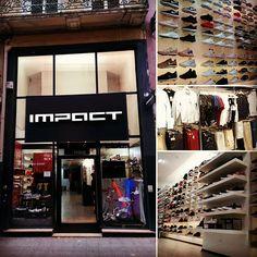 Aujourd'hui focus sur le magasin du centre ville piéton de Grenoble. Depuis plus de 15 ans toute l équipe d'impact vous accueille et vous conseille autour des meilleurs marques du moments ! @adidasoriginals @nike @puma @reebokclassics @newbalancefrance @asicsgallery @lacoste @vans @armistice_shoes @timberland @faguo @lafeyt @converse et bien d'autre ! A très vite chez @impactshoes #France #rhonesalpes #isere #grenoble #impact #impactshoes #inshop #grenobleshopping #shopping #sneakers #sn...