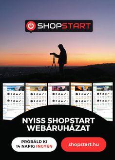 Rengeteg designból tudsz választani shopstart webáruházadhoz, amit bármikor másikra le is tudsz cserélni, vagy kedvedre átszínezni! Shops, Saints, Banner, Movies, Movie Posters, Art, Banner Stands, Art Background, Tents