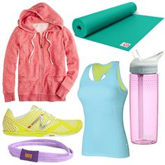Easter-Egg Colored Gear to Help You Spring Into the New Fitness Season
