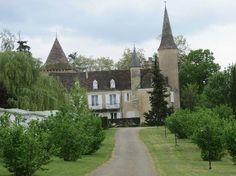 Chateau de Fonrives - Lot et Garonne