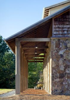 Barn House - Architect Kevin Harris