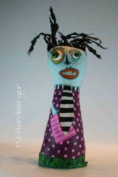 PJ Hornberger Folk Artist