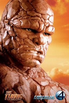 Fantastic Four: Rise of the Silver Surfer Movie Poster Gallery