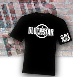 Blockstar T-Shirt Black / Men - Ulmsfinest