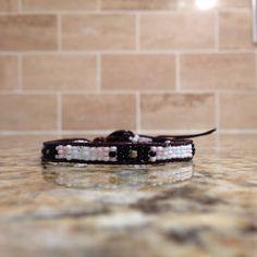Handmade leather beaded boho wrap bracelet gift Boho Hippie ChanLuu Leather Wrap Bracelet Etsy Jewelry  Yoga Gift SOLD