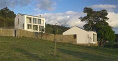 Casa en Redonda | Creus e Carrasco | Corcubión (2012) | Foto: Xoan Piñon