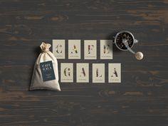 CAFE GALA REBRAND « Circus Design Studio