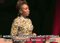 #feminism #ngozi #adichie Chimamanda Ngozi Adichie, Feminism