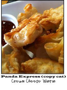 Panda Express Cream Cheese Wonton