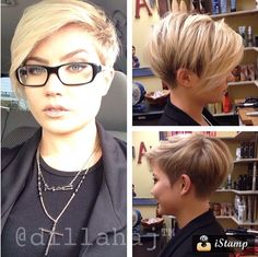 short hair dont care