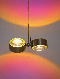 Puk Maxx Long Double LED Pendelleuchte Top-Light