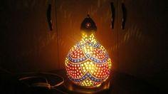 60 USD  Worldwide shipping available HANDMADE AUTHENTIC GOURD LAMP KURBIS LAMPE  LAMPE DE ZUCCA  Custom orders welcome.  Please visit www.marmarisgeceleri.blogspot.com www.instagram.com/gourd_lamp   To order : antalyakabakevi@gmail.com