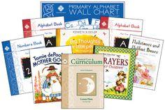 Memoria Press Junior Kindergarten Curriculum. To homeschool my daughter for her junior kinder year.