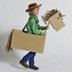 Disfraz infantil de cowboy
