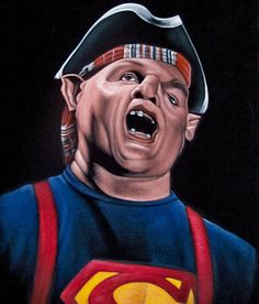 "Sloth from ""The Goonies"""
