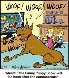Marmaduke  comic for Mar/26/14