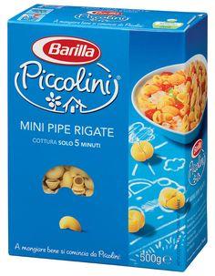 Piccolini Mini Pipe Rigate