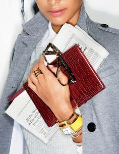 Insider Tricks to Master a Job Interview: Inspired: glamour.com