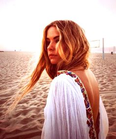 Ashley Benson Sunset Sessions for Find Your California