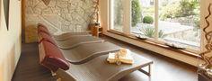 Genießen Sie die schönsteZeit des Jahres in der Saunaoase des Klein Fein Hotel Anderlahn in Partschins.