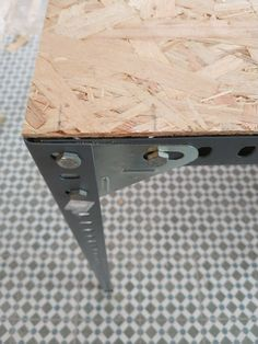 DIY furniture for laundry room #diy #laundry #osb #nosoyunartista #homeporn