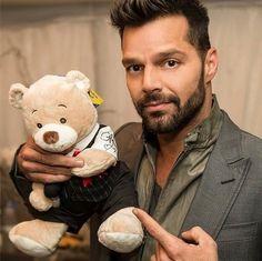 Ricky Martin, Teddy Bear, Animals, Birthday, Animales, Animaux, Teddy Bears, Animal, Animais