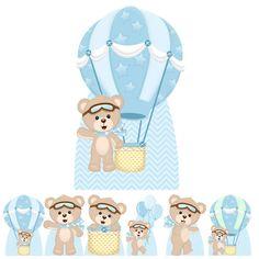 Imagen relacionada Baby Shawer, Baby Love, Baby Shower Oso, Baby Boy Cakes, Bear Party, Happy Birthday, Baby Album, Mother's Day Diy, Baby Shower Balloons