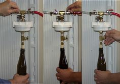 Red Plains Brewing Infusinator  The Infusionator™ works like a counter-pressure bottle filler and a Randalizer.