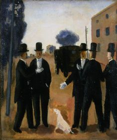 Guidi Virgilio Duello alle porte di Roma, 1927