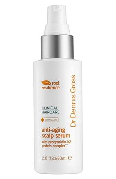 Dr. Dennis Gross Skincare™ Dr. Dennis Gross Skincare 'Root Resilience' Anti-Aging Scalp Serum available at #Nordstrom