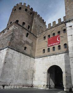 museo delle Mura, Porta San Sebastiano Roma