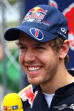 Sebastian Vettel -Winner @ Singapore Grand Prix