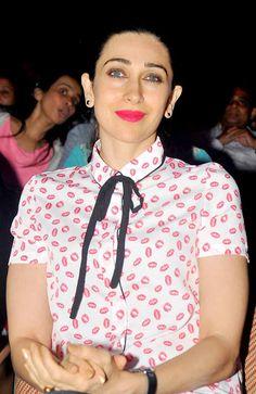 Karisma Kapoor at Shiamak Davar's show. #Bollywood #Fashion #Style #Beauty
