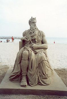 Radovan Živný - Sand Sculptures by Snow Sculptures, Sculpture Art, Metal Sculptures, Abstract Sculpture, Bronze Sculpture, Ice Art, Snow Art, Mermaids And Mermen, Sand And Water