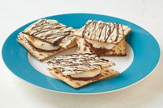 We all love s'mores. If you're celebrating Passover, matzo is a versatile little unleavened bread and makes the perfect graham cracker replacement for this much-beloved treat. It's simple to make—just three ingredients—and the kids will love it (the adults will, too).