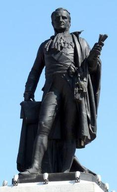 Monument à Jean-Pierre Bachasson, comte de Montalivet (1869) (Gustave Crauk ) ,Valence