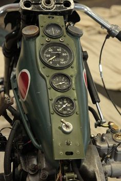 custom gauge cluster..: