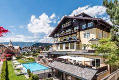 Hotel Villa Kastelruth in Kastelruth: Magische Auszeit am Fuße des spektakulären Schlernmassivs