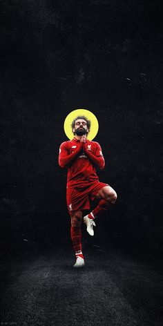 Liverpool Wallpapers, Mo Salah, Red Day, Liverpool Fc, Best Artist, Original Artwork, Soccer, Football, Fictional Characters